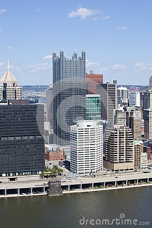 Downtown Pittsburgh, Pennsylvania