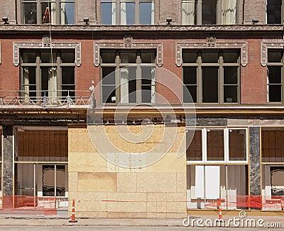 Downtown Renovation
