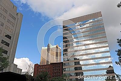 Downtown Saint Louis Buildings