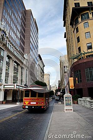 Downtown San Antonio Editorial Stock Photo