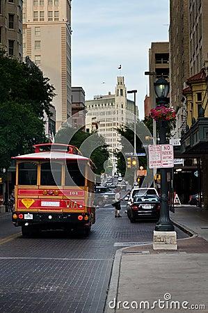 Downtown San Antonio Editorial Image