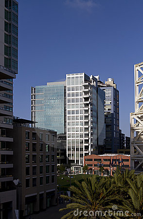 Downtown San Diego Office Buildings