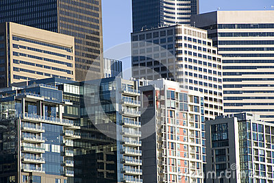 Downtown Seattle offices buildingss