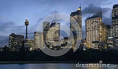 Downtown Sydney - Australia
