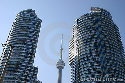 Downtown Toronto Editorial Photography
