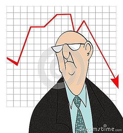 Downturn in Sales