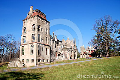 Doylestown, PA: Historic Fonthill Mansion