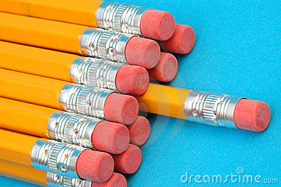 Dozen new pencils