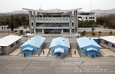 DPR Korea 2010 Editorial Stock Image
