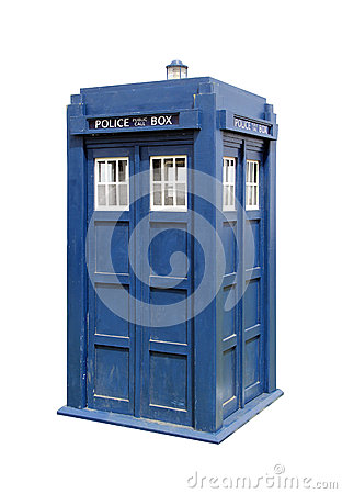 time machine dr who