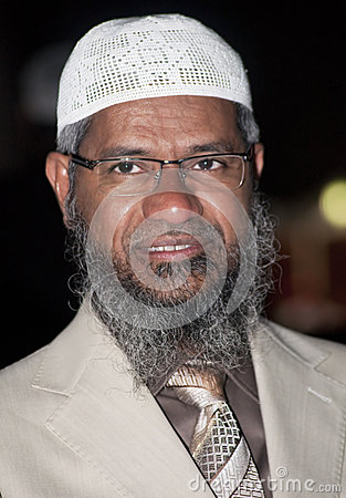 Zakir Abdul Karim Naik Ist Ein Moslemischer Apologet Redaktionelles ... - dr-zakir-abdul-karim-naik-46886233