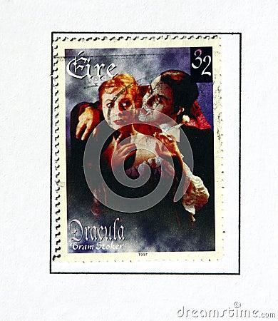 Dracula Editorial Photo