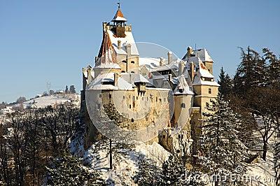 Draculas Bran Castle