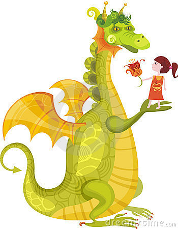 Free Dragon Stock Photo - 11288650