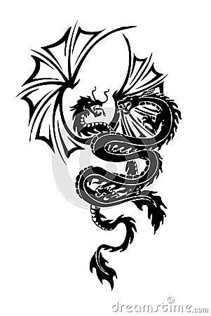Free Dragon Royalty Free Stock Image - 4789556