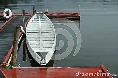 Dragon Boat Canada Lake Dock
