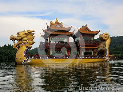 Dragon Boat Editorial Image