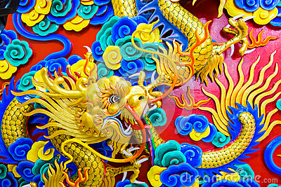 Dragon chinois photo stock image 64029940 - Photo dragon chinois ...