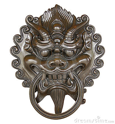 Dragon Door knob