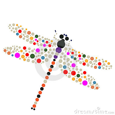 Free Dragon-fly Stock Images - 12474934