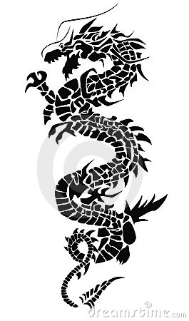 dragon-silhouette-4553068 jpgChinese Dragon Silhouette Vector
