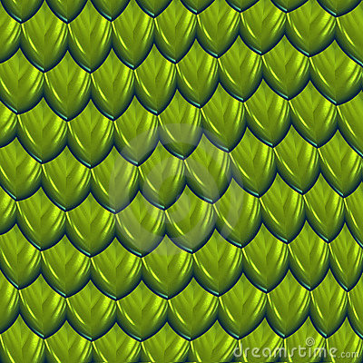 dragon skin green scales background stock photography