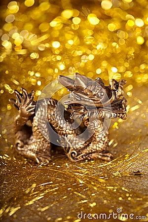 Dragon symbol of the year 2012