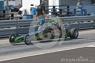 Dragster Editorial Image
