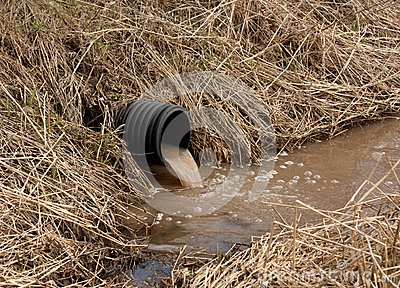 Water Drainage Pipe