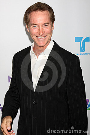 Drake Hogestyn Editorial Stock Photo
