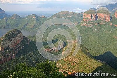 Drakensberg Blyde River Canyon, South Africa