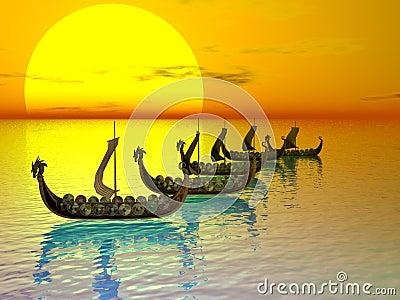Drakker Fleet