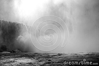 The Drama of Niagara Falls