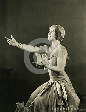 Free Drama Queen Stock Photography - 52034802