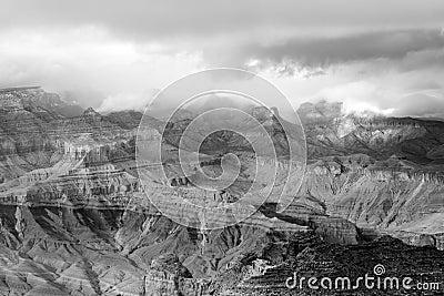 Dramatic Grand Canyon