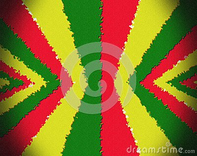 drapeau rouge jaune vert de rasta photo stock image 42127181. Black Bedroom Furniture Sets. Home Design Ideas