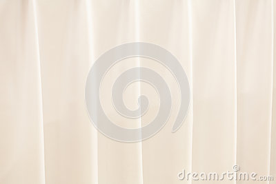 Draped tablecloth