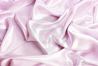 Draperie En Soie Rose Photo stock - Image: 23641730