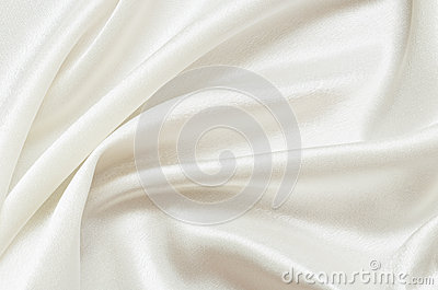 White drapery