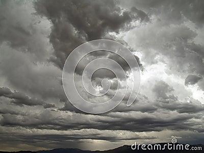 Drastic skies