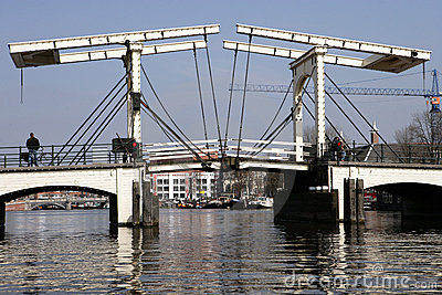 DrawBridge Of Amsterdam
