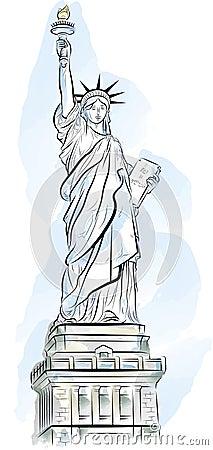 statue of liberty drawing template - freiheitsstatue zeichnen new calendar template site