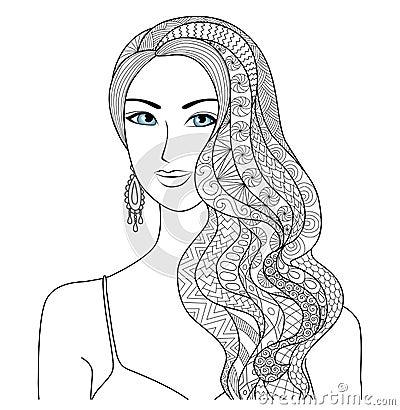 Free Black Style Hair Book 110