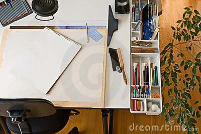 Drawing Table for artists