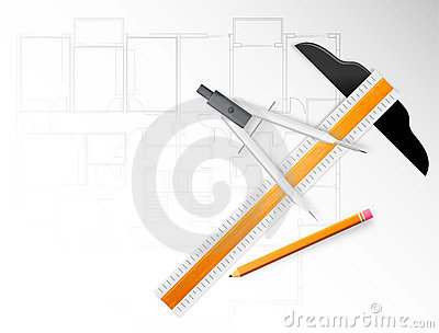 Drawing Tools Stock Photo Image 16414370