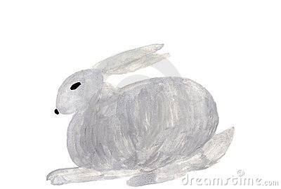 Drawn hare
