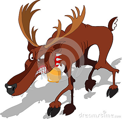 Dreadful Reindeer