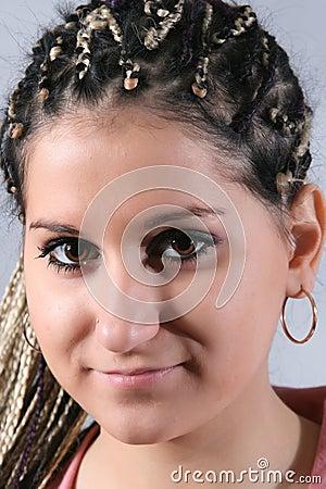 Dreadlocks hairdress