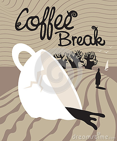Dream of a coffee break