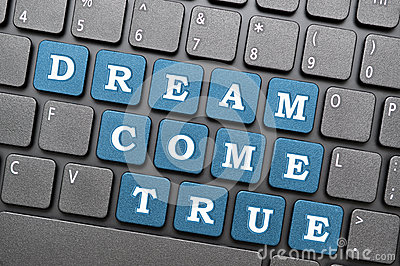 it was a dream come true essay Short story - dreams do come true 7 pages 1734 words june 2015 saved essays save your essays here so you can locate them quickly.